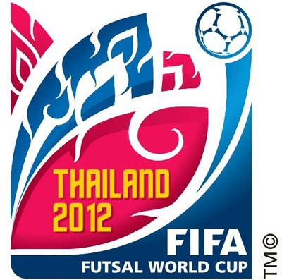 Official Futsal World Cup Logo