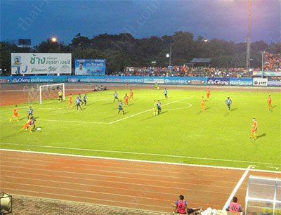 Sukhothai against Chumphon