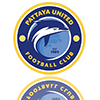 Pattaya United mirror Logo