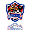 Songkhla United mirror Logo
