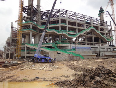 Bangkok Futsal Arena September 2012