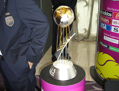 Futsal World Cup Trophy