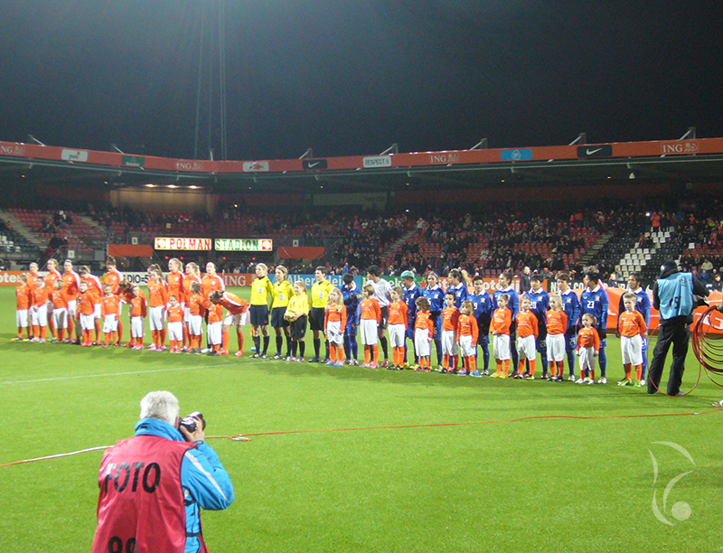 Netherlands vs Thailand