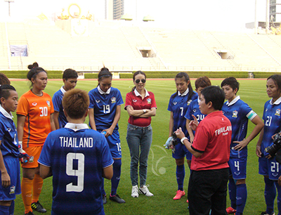 Frauen-Nationalelf Thailand