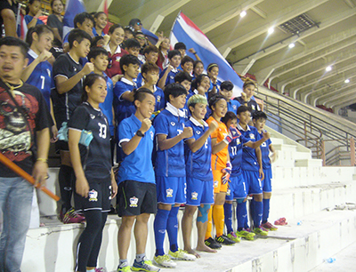 Thailands Frauen-Nationalelf