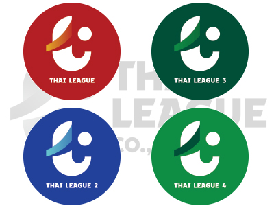 The new colours of the leagues