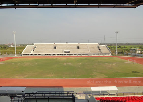 72-years Anniversary Stadium