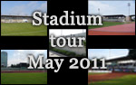 Stadion tour May 2011