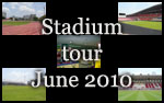 Stadium tour June 2010