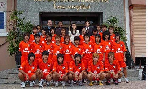 Thai Women Nationalteam